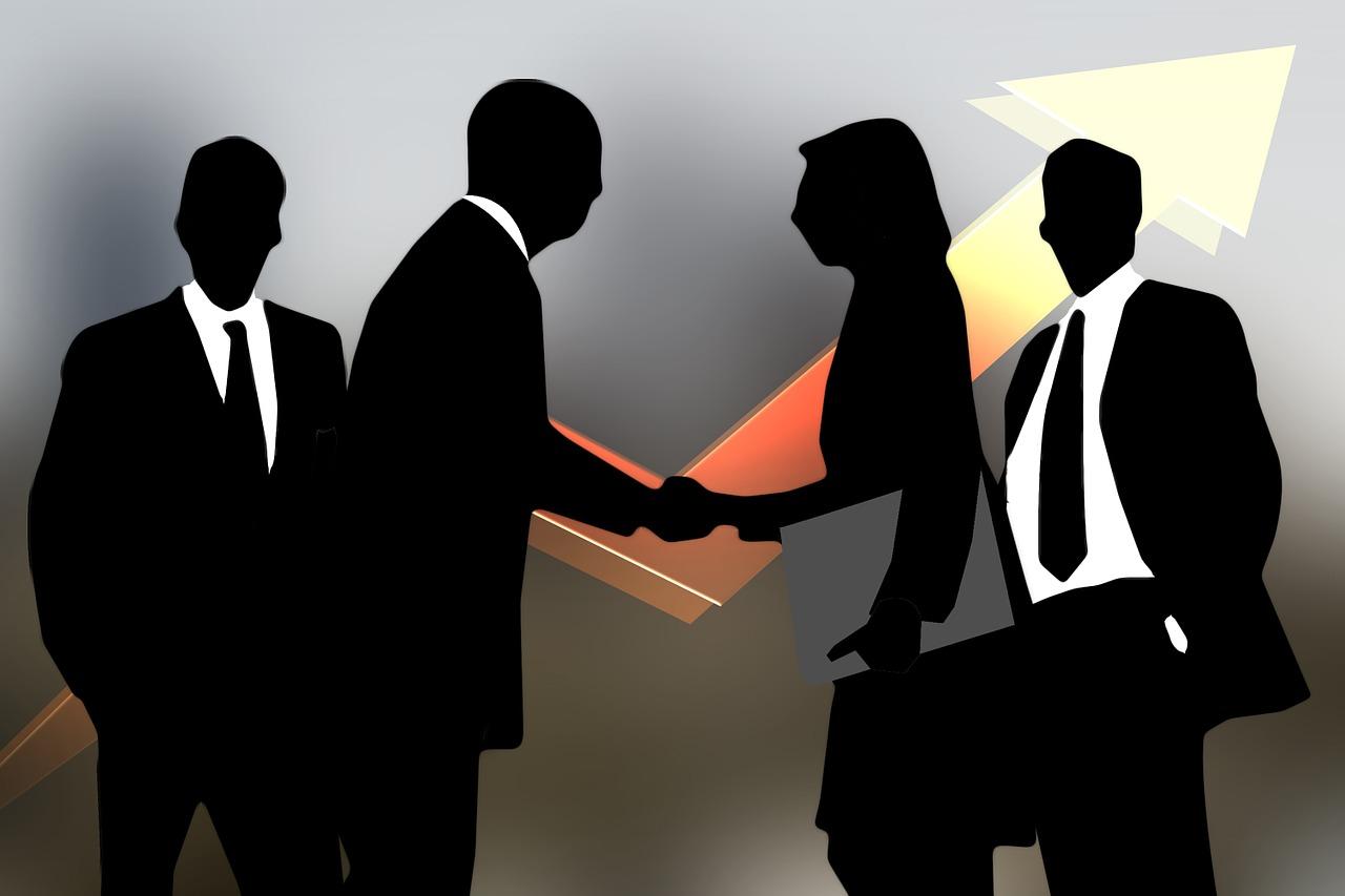 Цель знакомства двух партнеров в организации